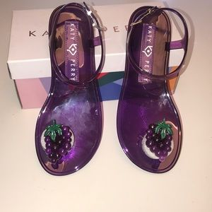 Katy Perry Collections Shoes - Katy Perry The Geli Grape